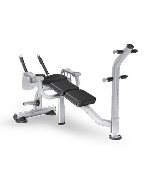 乔山 辅助腹肌练习椅 MG-PL50