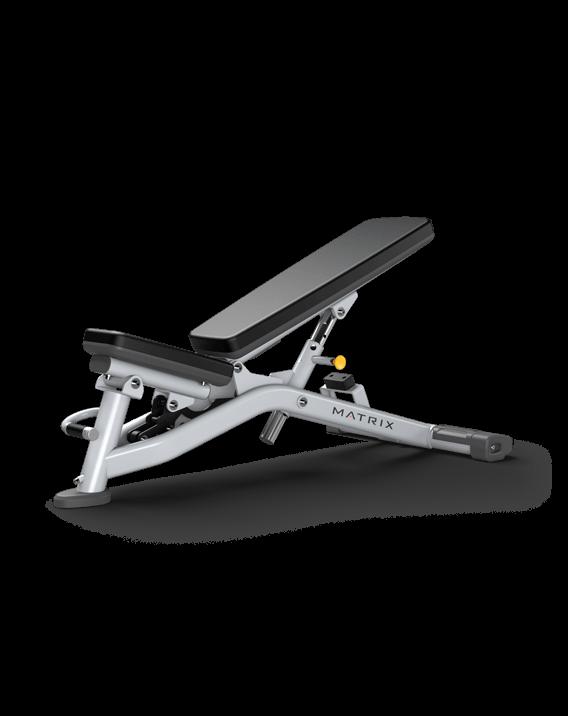 乔山 可调式哑铃训练椅(双向) MG-A82