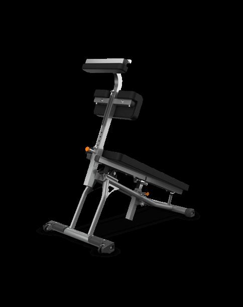 乔山 提膝式可调式腹肌板 MG-A77