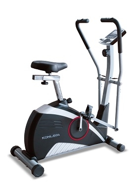 康乐佳K8702-5二用健身车