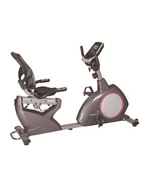 康乐佳K8718R卧式健身车
