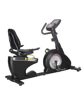 康乐佳K8906R商用卧式健身车