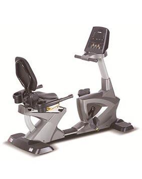 康乐佳K9001RW商用自发电卧式健身车
