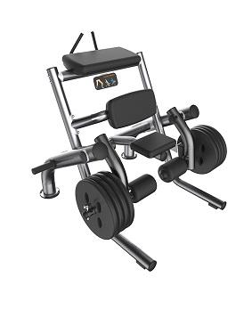 杰森M08直立大腿肌训练器