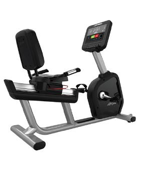 力健INRSCWE商用卧式健身车