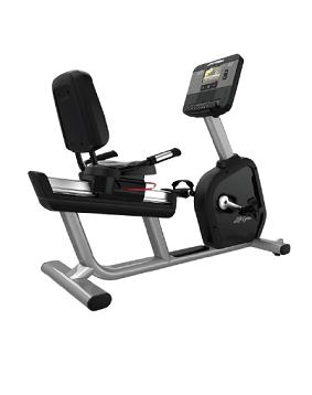 力健INRSXW自发电卧式健身车