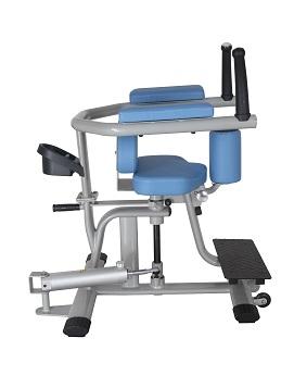 康乐佳K670坐式扭腰训练器