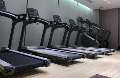 乔山单位健身房配置